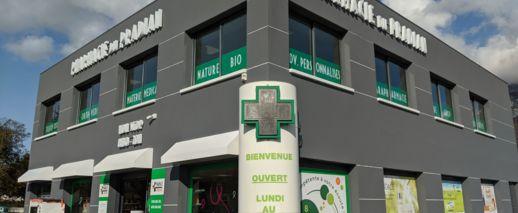 Pharmacie De Pradian,Bassens