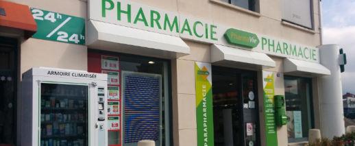 Pharmacie De Galion,Bassens