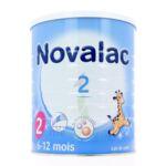 Novalac 2 Lait en poudre 800g à Bassens