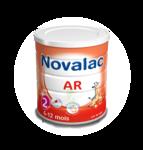 Novalac AR 2 Lait poudre antirégurgitation 2ème âge 800g à Bassens