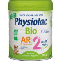 Physiolac Bio Ar 2 à Bassens