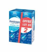 Physiomer Solution nasale adulte enfant Jet dynamique 2*135ml à Bassens