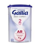 GALLIA BEBE EXPERT AR 2 Lait en poudre B/800g à Bassens