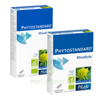 Pileje Phytostandard - Rhodiole 20 Gélules Végétales à Bassens