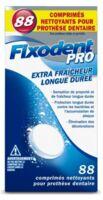 Fixodent Pro Comprimés Nettoyant Fraîcheur Longue Durée Pour Prothèse Dentaire B/88 à Bassens