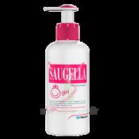 Saugella Girl Savon Liquide Hygiène Intime Fl Pompe/200ml à Bassens