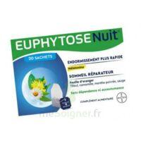 Euphytosenuit Tisane 20 Sachets à Bassens