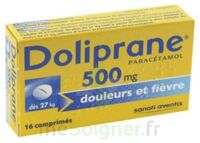 DOLIPRANE 500 mg Comprimés 2plq/8 (16) à Bassens