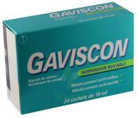 GAVISCON, suspension buvable en sachet à Bassens