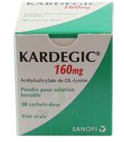 Kardegic 160 Mg, Poudre Pour Solution Buvable En Sachet à Bassens