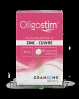 OLIGOSTIM Zinc Cuivre Cpr subl T/40 à Bassens