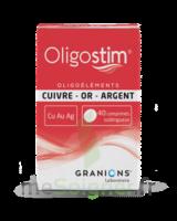 OLIGOSTIM Cuivre Or Argent Cpr subl T/40 à Bassens