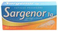 SARGENOR SANS SUCRE 1 g, comprimé effervescent 2T/20 (40) à Bassens