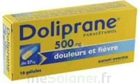 DOLIPRANE 500 mg Gélules B/16 à Bassens