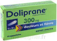 Doliprane 300 Mg Suppositoires 2plq/5 (10) à Bassens
