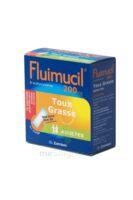 Fluimucil Expectorant Acetylcysteine 200 Mg Adultes Sans Sucre, Granulés Pour Solution Buvable En Sachet édulcorés à L'aspartam Et Au Sorbitol à Bassens