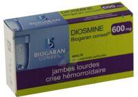 DIOSMINE BIOGARAN CONSEIL 600 mg, comprimé pelliculé à Bassens