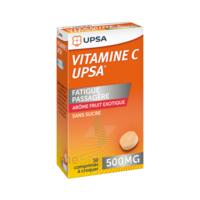VITAMINE C UPSA 500 mg fruit exotique, comprimé à croquer à Bassens