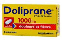 DOLIPRANE 1000 mg Comprimés Plq/8 à Bassens