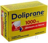 Doliprane 1000 Mg Poudre Pour Solution Buvable En Sachet-dose B/8 à Bassens