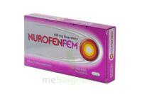 Nurofenfem 400 Mg, Comprimé Pelliculé à Bassens