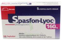 SPASFON LYOC 160 mg, lyophilisat oral à Bassens