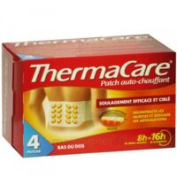 THERMACARE, pack 4 à Bassens