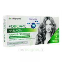 Forcapil Hair Activ Comprimés 3B/30 à Bassens