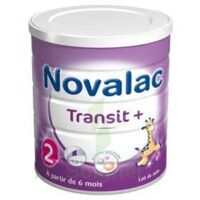 Novalac Transit + 2 800g
