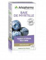 Arkogélules Myrtille baies Gélules Fl/45 à Bassens