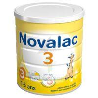 NOVALAC 3 Lait de croissance B/800g à Bassens