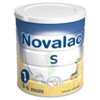 Novalac S 1 Lait En Poudre Satiétant 1er âge B/800g à Bassens