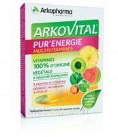 Arkovital Pur'Energie Multivitamines Comprimés dès 6 ans B/30 à Bassens