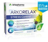 Arkorelax Stress Control Comprimés B/30 à Bassens