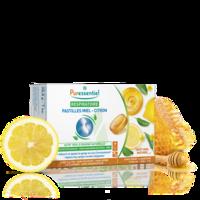 Puressentiel Respiratoire Pastilles Respiratoire Gorge Miel-Citron - 18 pastilles à Bassens