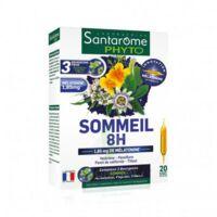 Santarome Bio Sommeil 8H Solution buvable 20 Ampoules/10ml à Bassens