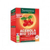 Santarome Bio Acérola 1000 Comprimés à croquer 2T/10 à Bassens