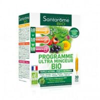 Santarome Bio Programme ultra minceur Solution buvable 30 Ampoules/10ml à Bassens