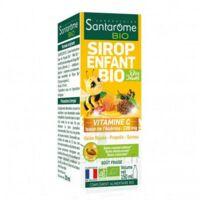 Santarome Bio Sirop fortifiant enfant Fl/150ml à Bassens