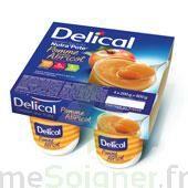 DELICAL NUTRA'POTE DESSERT AUX FRUITS, 200 g x 4 à Bassens