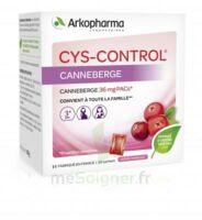 Cys-Control 36mg Poudre orale 20 Sachets/4g à Bassens
