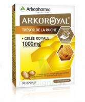 Arkoroyal Gelée Royale 1000 Mg Caps B/30 à Bassens