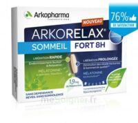 Arkorelax Sommeil Fort 8H Comprimés B/15 à Bassens