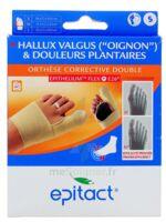 Orthese Corrective Double Epitact A L'epithelium Flex +26 Taille S Pied Gauche à Bassens