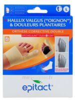 Orthese Corrective Double Epitact A L'epithelium Flex +26 Taille L Pied Gauche à Bassens