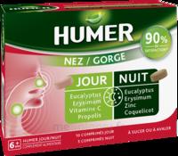 Humer Nez/gorge Jour&nuit 15 Comprimés à Bassens