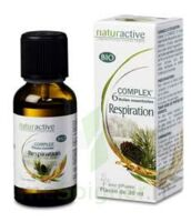 Naturactive Respiration Complex Huiles Essentielles Bio 30ml à Bassens