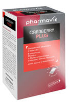 Pharmavie Cranberry Plus 12 Sachets à Bassens