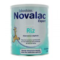 NOVALAC EXPERT RIZ Lait en poudre 0-36mois B/800g à Bassens