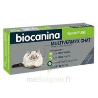Biocanina Multivermyx Comprimés Vermifuge Chat B/2 à Bassens